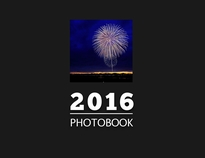 Nightscape Photo book Template