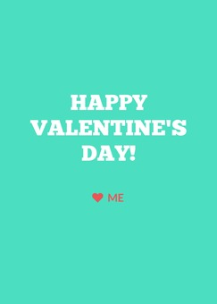 Free Valentines Day Card Templates & Designs | Lucidpress