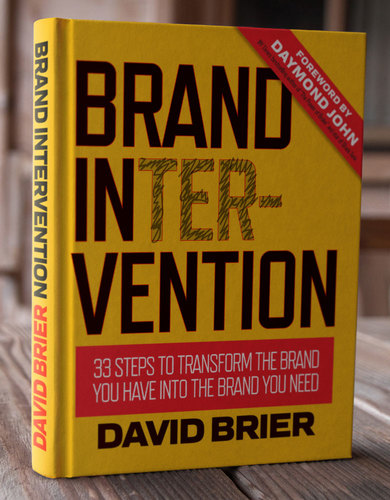 brand intervention book