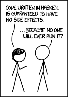 XKCD 1312: Pure Functions