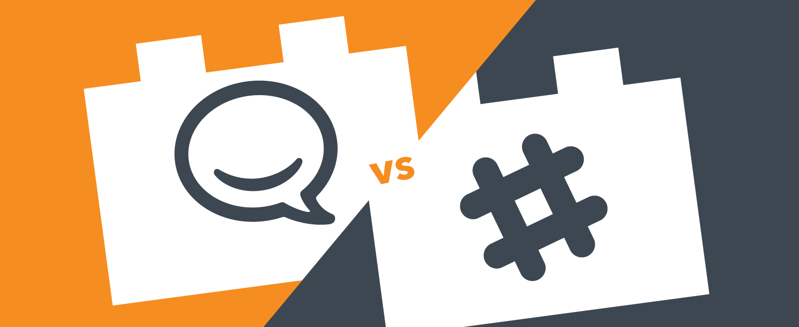 Itemize and Advise on Good APIs. Comparing Slack and HipChat from a developer's perspective
